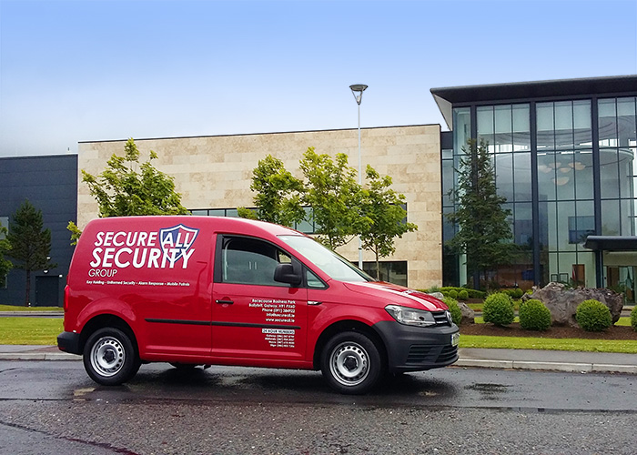 Secure-All Security Mobile Patrol